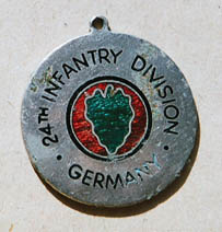 24th Infantry Division Augsburg Germany